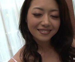 Japanese Babe fingered..
