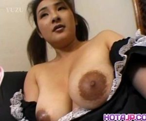 Hot milf gets nasty on..