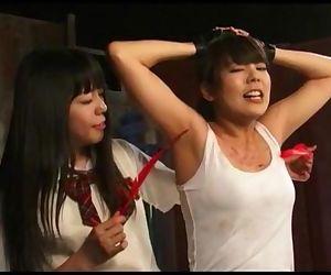 Japan Heroine Tickle 14