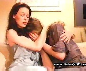 hot Lesbian Scene