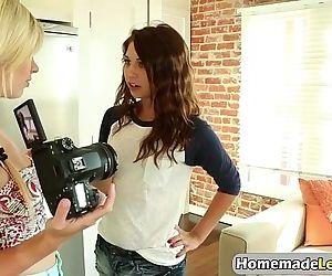 Tara Morgan and Mandy..