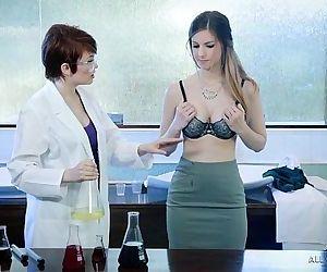 Lesbian researchers try..