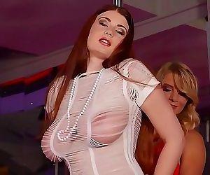 Busty Stripper Katerina..