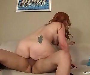 Redheaded Stepmom Gets..