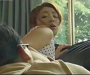 Asian Milf wife get..
