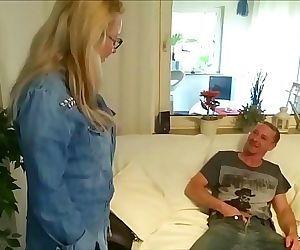 German Big Boobs MILF..