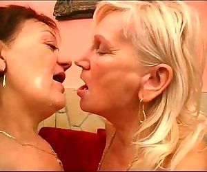 Lesbian grannies..