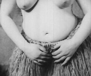 The Hula Girl Hairy And..