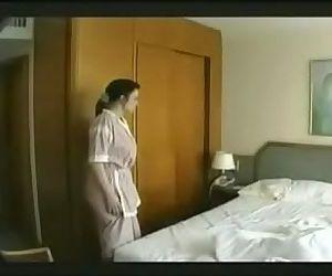 German maid seduced &..