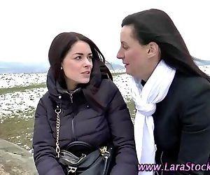 Lesbian mature amateur..