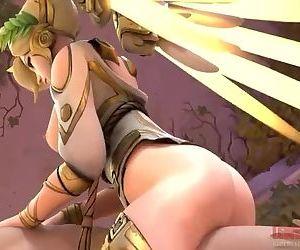Mercy overwatch Minha..