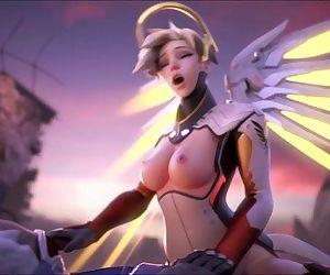 Overwatch Mercy 3 min