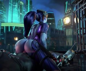 Overwatch - Widowmaker..