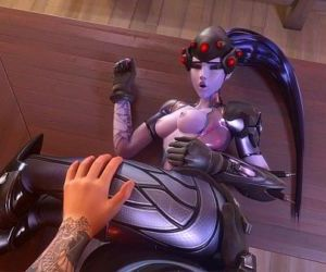 Widowmaker sex w/..