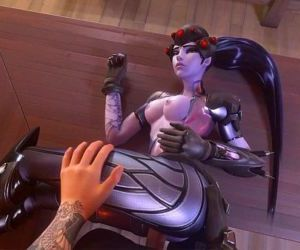 Widowmaker Gets Pounded..