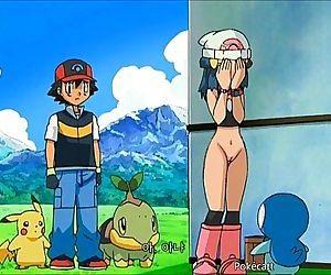 Pokemon - Ash and Dawn..