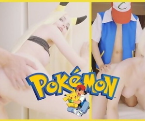 Pokemon. Ash fucks..