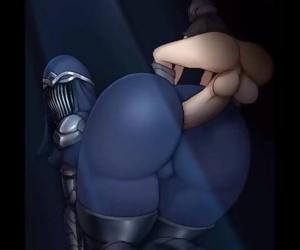 Sinensians phat booty..