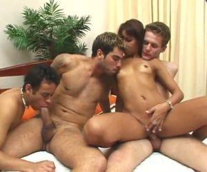Bi Group Sex Club 6 -..