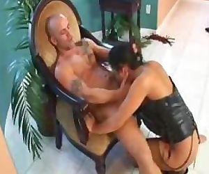 Hot asian slave..