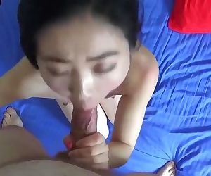 My amateur Korean..