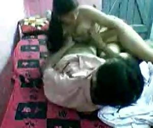 indian couple hard fuck..