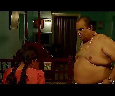 Indian Chubby Old..