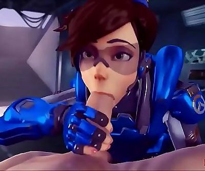 Overwatch Anime milf..