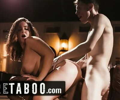 PURE TABOO Lonely Widow..