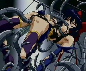 Tentacles Banging Anime..