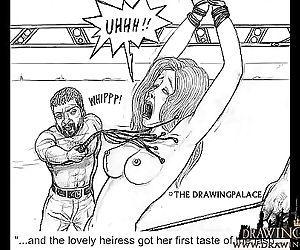 Brutal hentai sex slave..