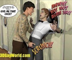 PLEASING GAY CUSTOMER..