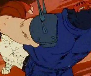 Anime Bruce Lee Fists..