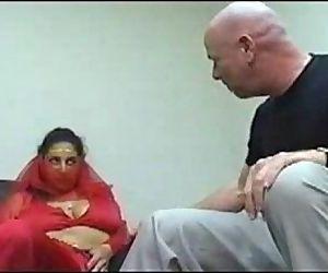 Arab or indian Babe..