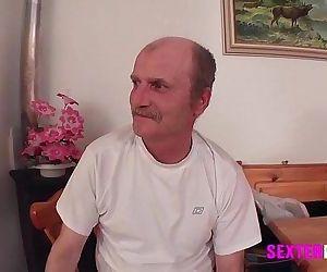 German Old men young..