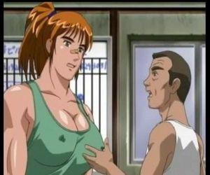 Milf Hentai Sex Anime..