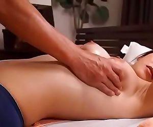Japanese massage with..
