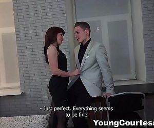 Young CourtesansThe..