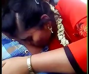 Tamil girl trying to..