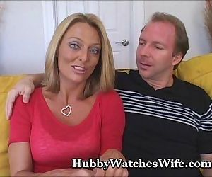 Hot Wife Getting Fed..