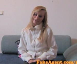 FakeAgent Foxy blonde..