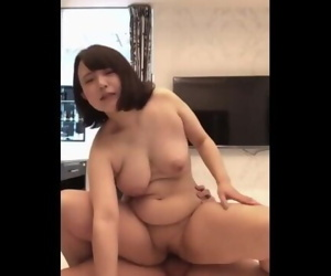 Chubby Asian Teens
