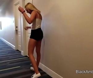 18 Teen First Big Black..