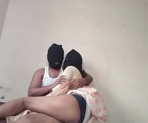 Indian Desi Couple..