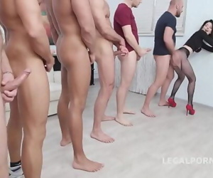 7on1 DAP gangbang with..