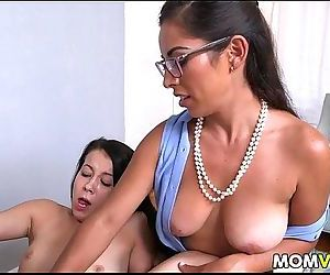 Stepmom Sofia Rivera in..