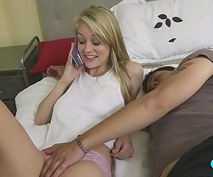 Allie Rae discover her..