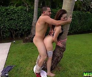 Kylie Quinn pounded..
