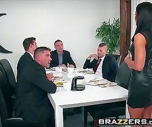 BrazzersThe Dinner..