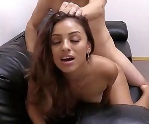 sexy casting her first..